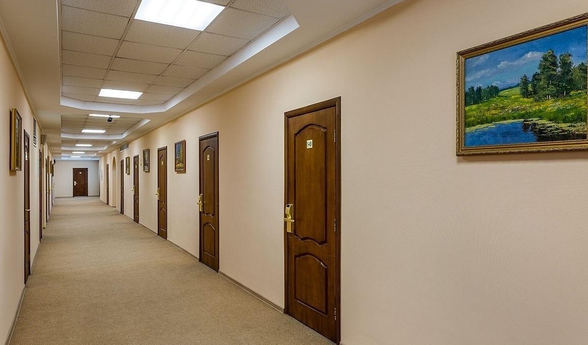 Оздоровительный комплекс «Devon Resort & Spa» Московская область Номер «Эконом» с двумя кроватями, фото 4