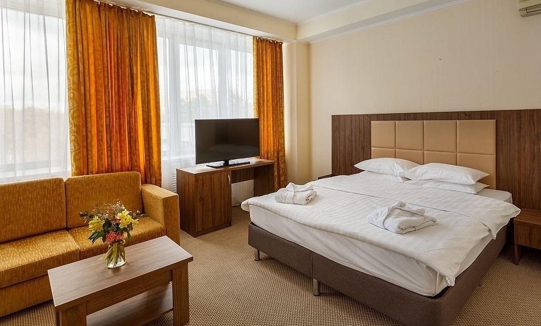 Оздоровительный комплекс «Devon Resort & Spa» Московская область Номер «Стандарт улучшенный», фото 1