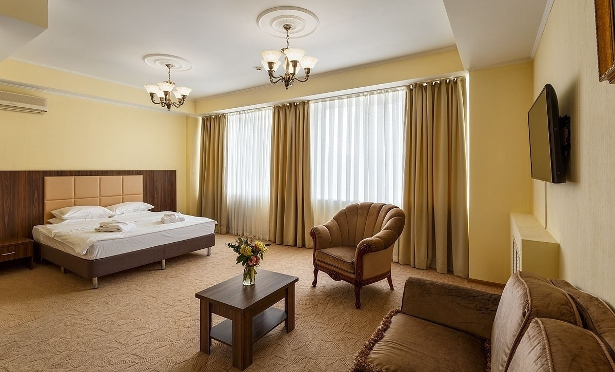 Оздоровительный комплекс «Devon Resort & Spa» Московская область Номер «Люкс», фото 3