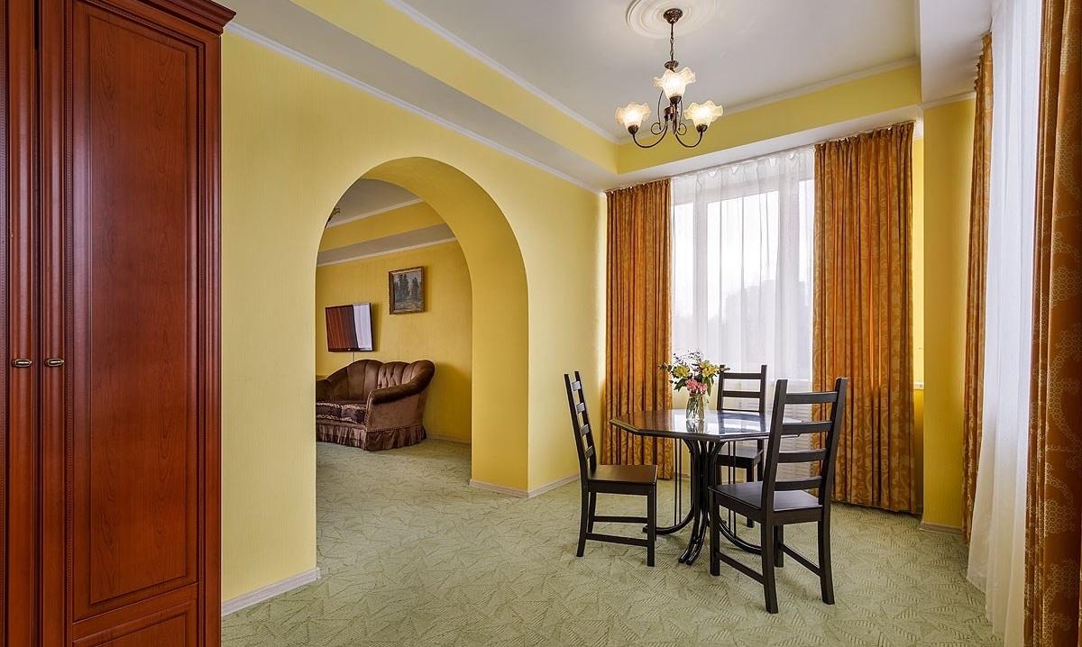 Оздоровительный комплекс «Devon Resort & Spa» Московская область Номер «Люкс», фото 8
