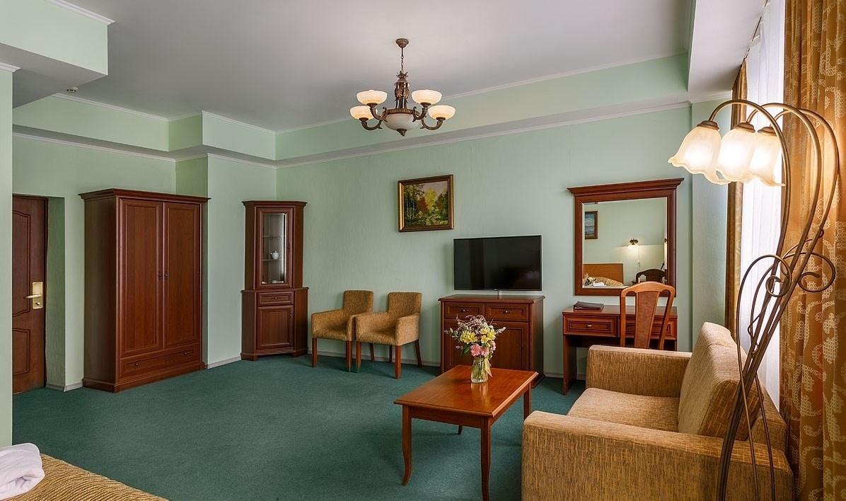 Оздоровительный комплекс «Devon Resort & Spa» Московская область Номер «Полулюкс», фото 4