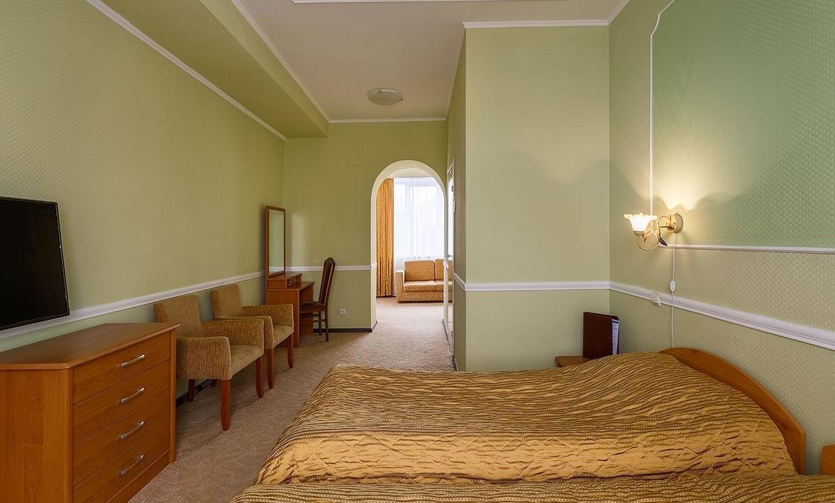 Оздоровительный комплекс «Devon Resort & Spa» Московская область Номер «Стандарт» с двумя кроватями, фото 2