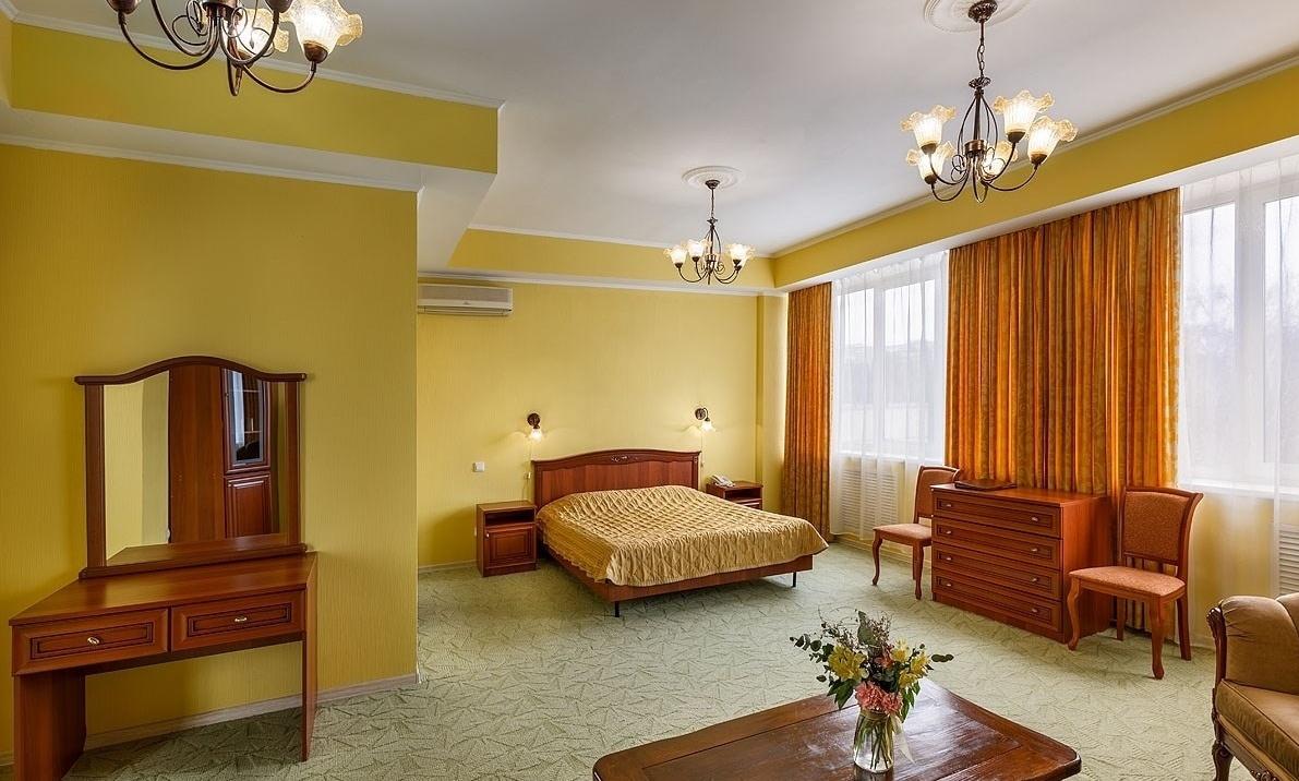 Оздоровительный комплекс «Devon Resort & Spa» Московская область Номер «Люкс», фото 1