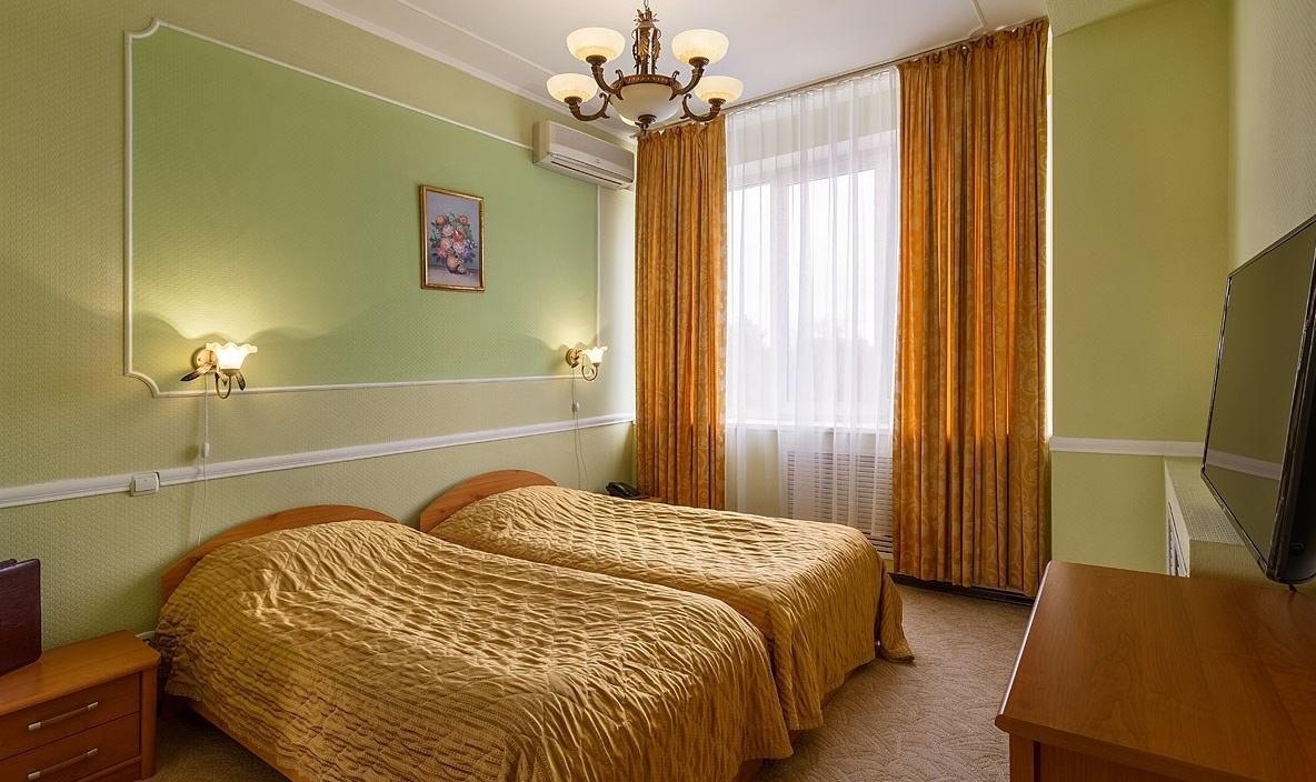 Оздоровительный комплекс «Devon Resort & Spa» Московская область Номер «Стандарт» с двумя кроватями, фото 1