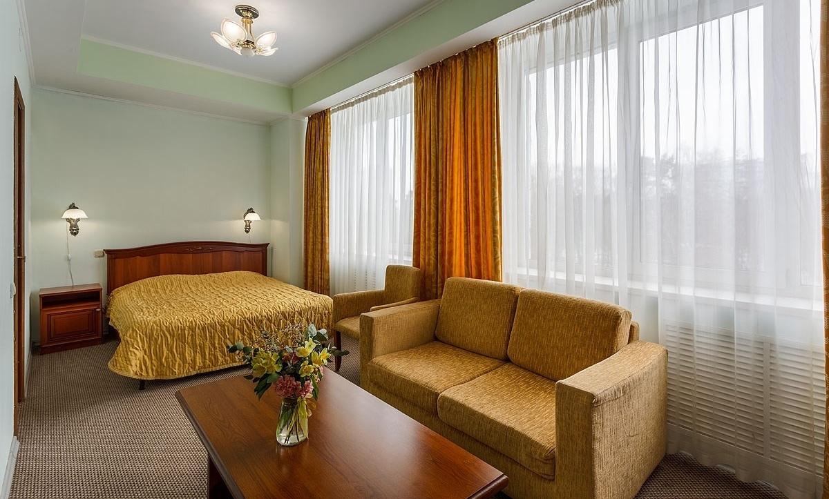 Оздоровительный комплекс «Devon Resort & Spa» Московская область Номер «Стандарт улучшенный», фото 2