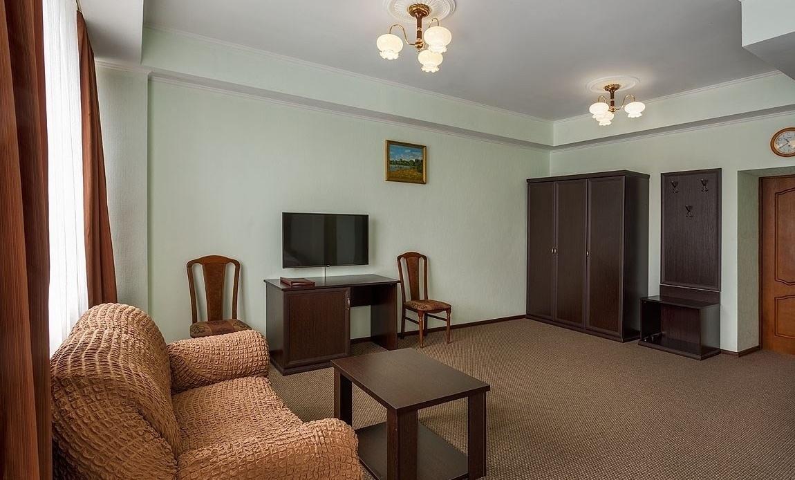 Оздоровительный комплекс «Devon Resort & Spa» Московская область Номер «Полулюкс», фото 5