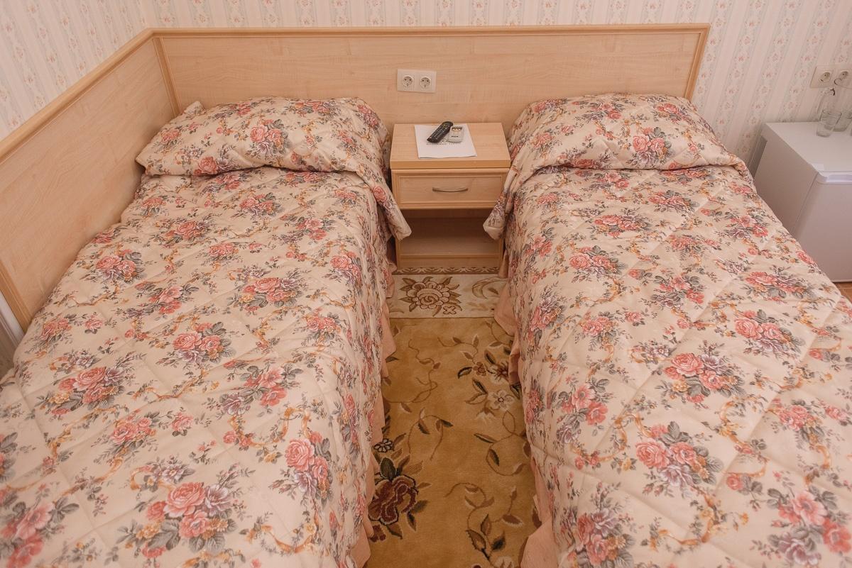 """Центр отдыха """"Вишневые горки"""" Оренбургская область Номер категории """"Стандарт двухместный"""", фото 2"""