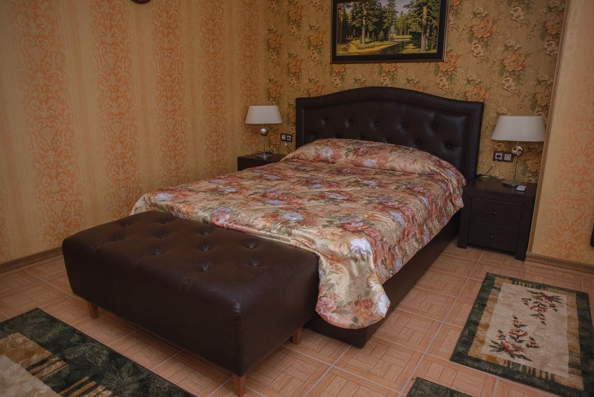"""Центр отдыха """"Вишневые горки"""" Оренбургская область Номер категории """"Люкс"""", фото 1"""