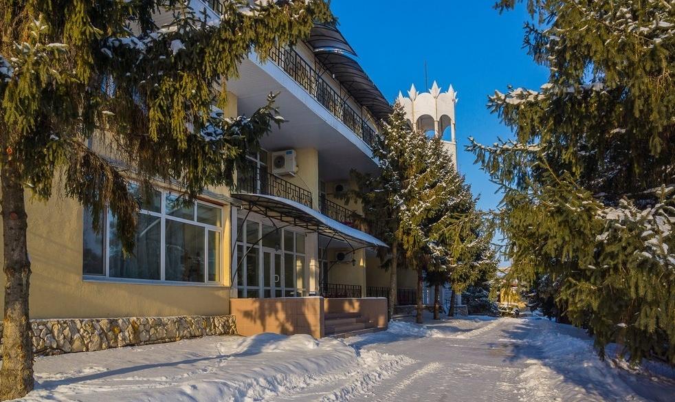 """Загородный гостиничный комплекс """"Авангард"""" Саратовская область, фото 82"""