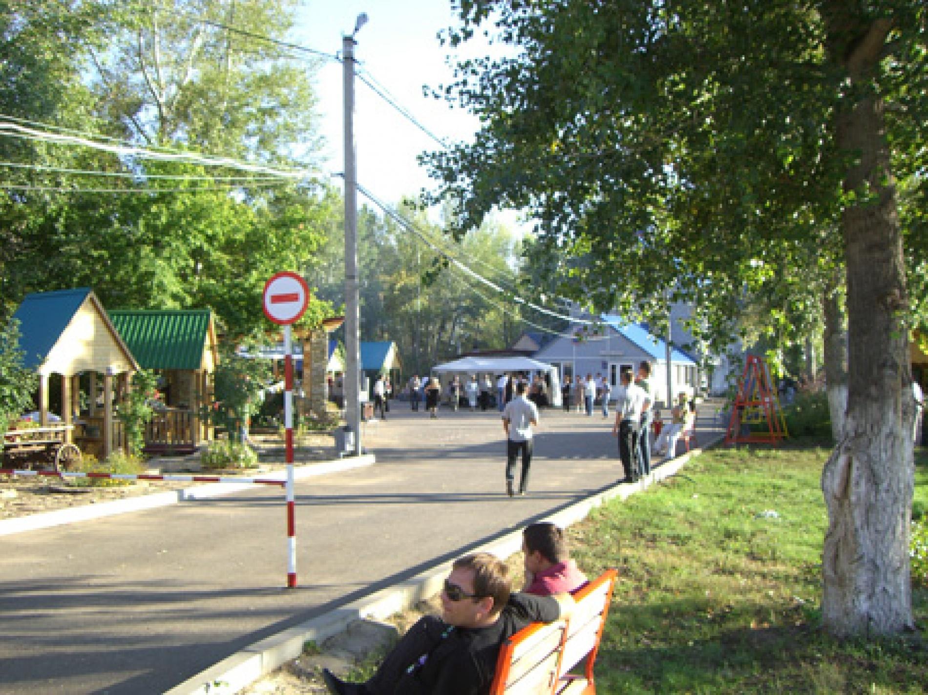 """База отдыха """"Экстрим-Парк"""" Оренбургская область, фото 4"""