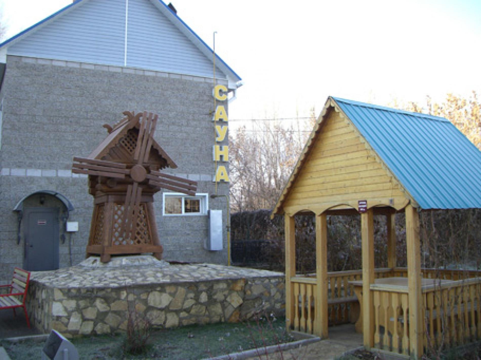 """База отдыха """"Экстрим-Парк"""" Оренбургская область, фото 8"""