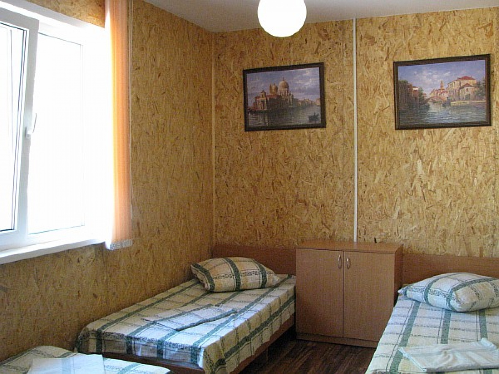 """База отдыха """"Экстрим-Парк"""" Оренбургская область 2-х комн домик (№1,2,3,4,5,6,8).""""эконом"""" (4 человека), фото 1"""