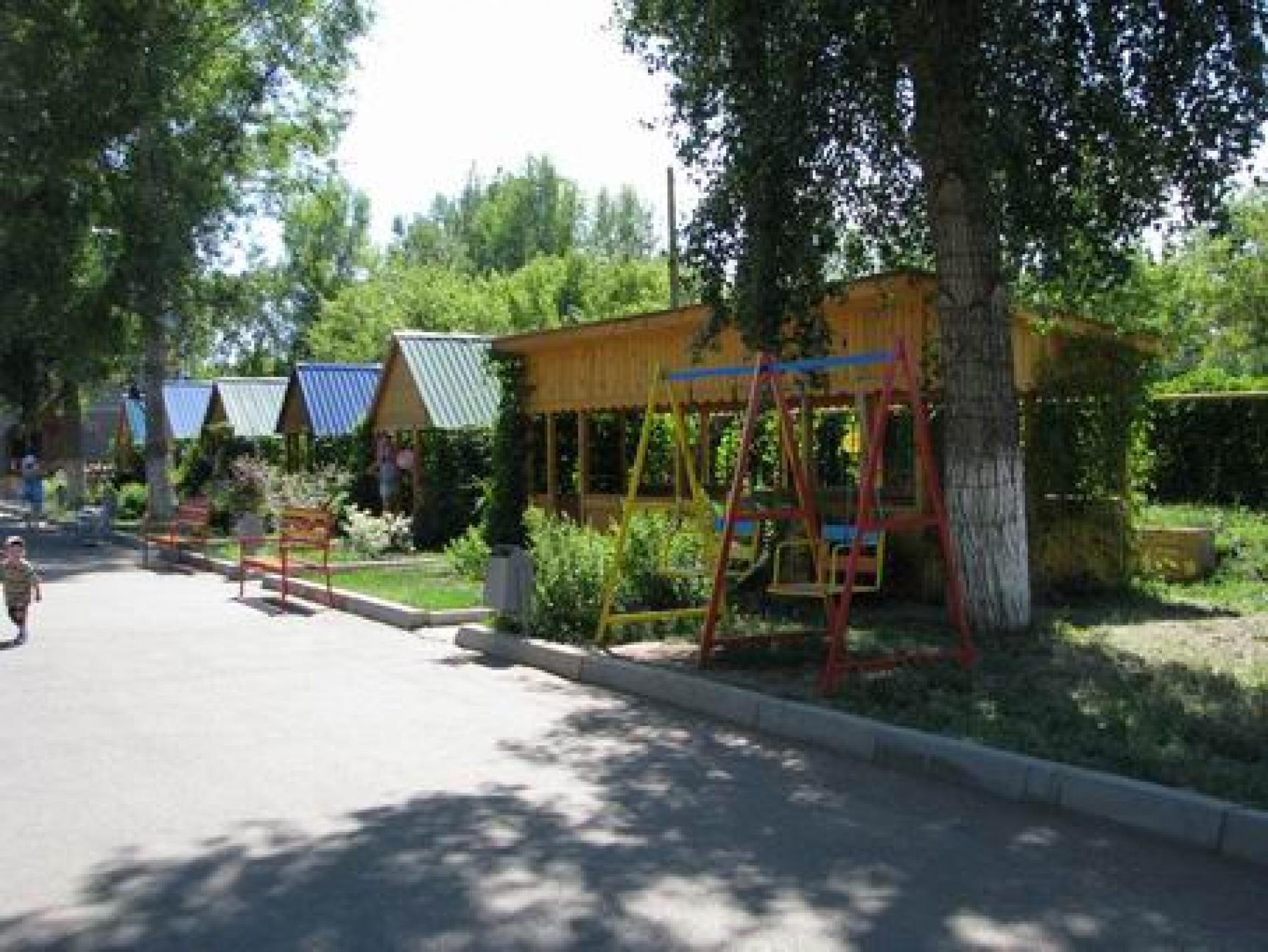 """База отдыха """"Экстрим-Парк"""" Оренбургская область, фото 1"""