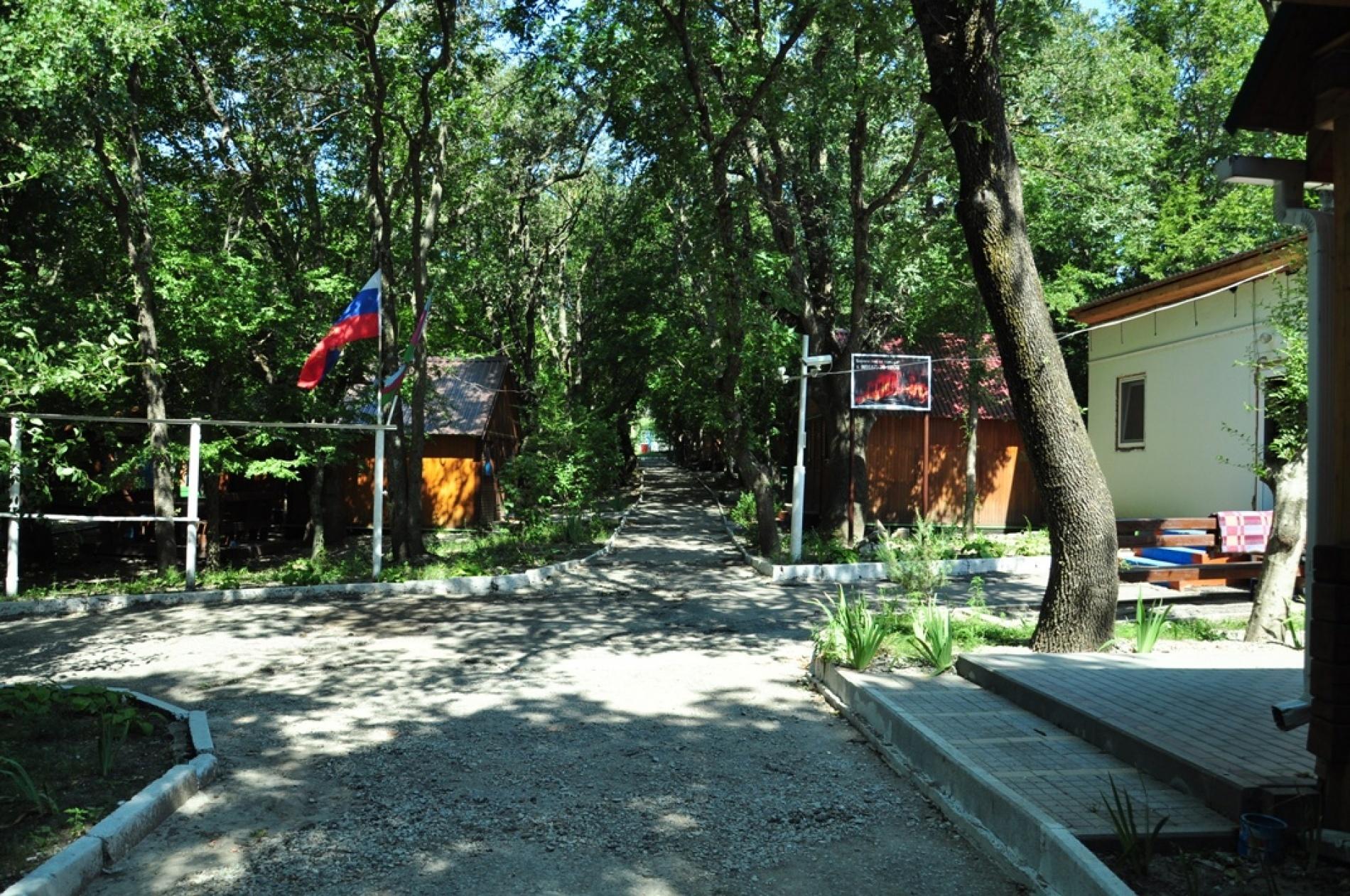 """База отдыха """"Лесник"""" Краснодарский край, фото 1"""