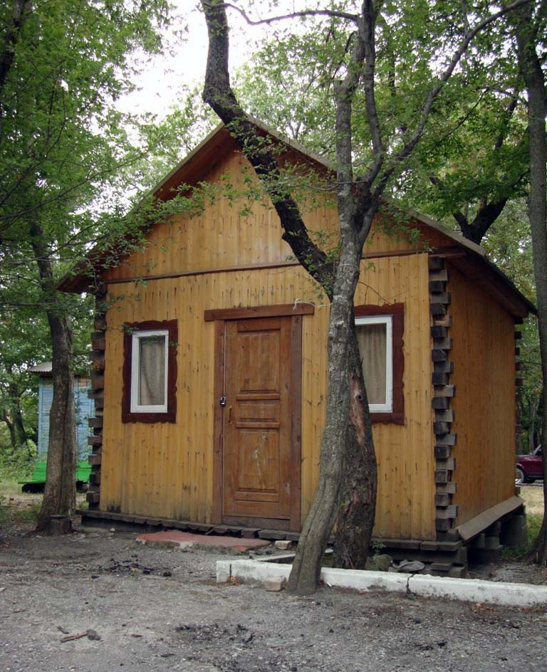 """База отдыха """"Лесник"""" Краснодарский край 2-местный домик """"Эконом"""", фото 5"""