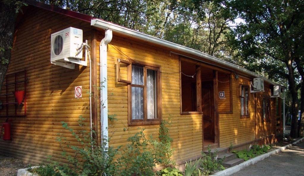 """База отдыха """"Лесник"""" Краснодарский край 2-местный домик с удобствами, фото 15"""
