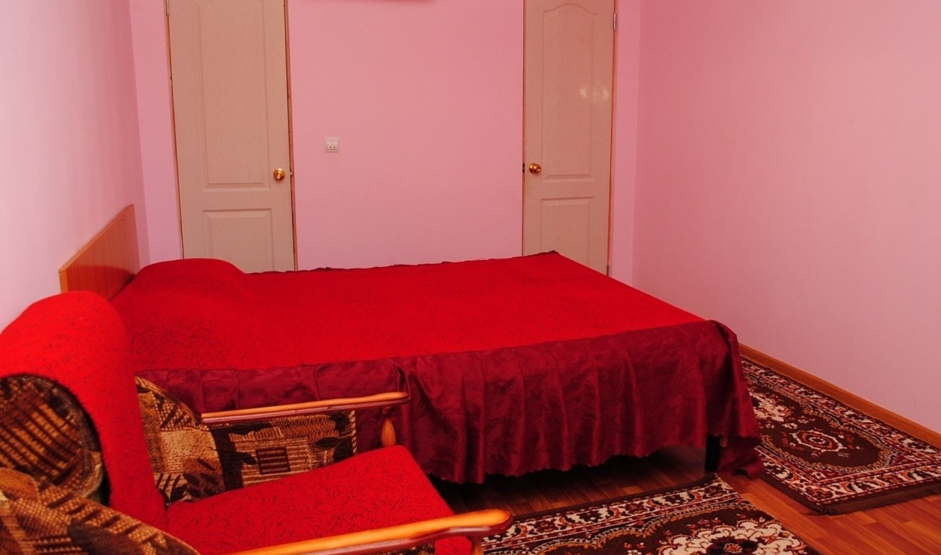 """База отдыха """"Прибой"""" Краснодарский край 2-местный номер с удобствами в номере, фото 3"""
