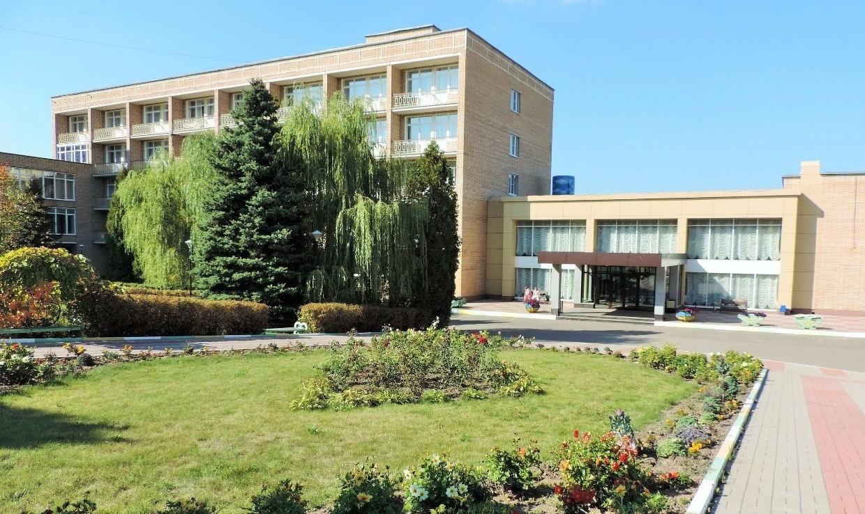 санаторий ока московской обл фото единственная сертифицированная