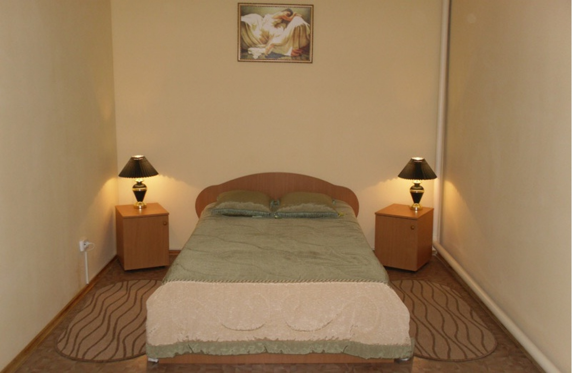 """База отдыха """"Майорка"""" Оренбургская область Номер 2-местный 2-комнатный , фото 1"""