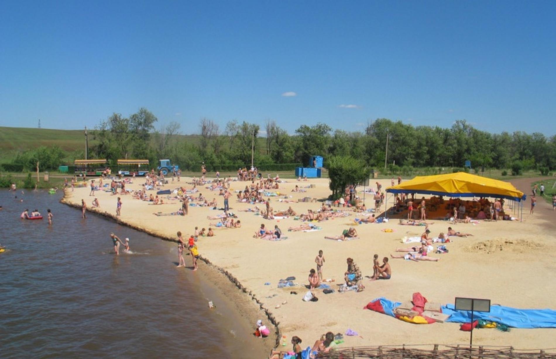 """База отдыха """"Майорка"""" Оренбургская область, фото 11"""