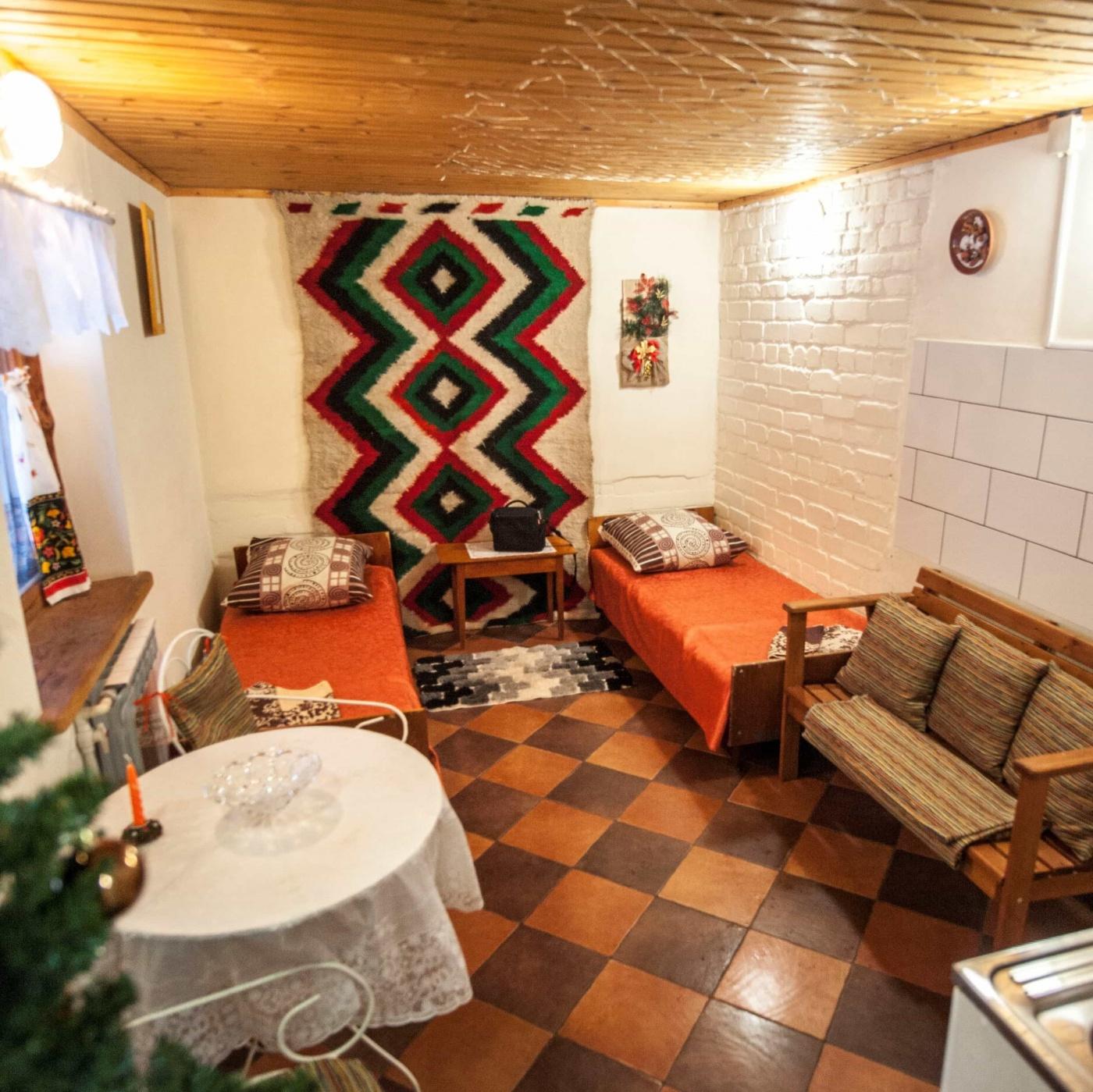 Усадьба «Сказка» Саратовская область «Малая Гостиная», фото 1