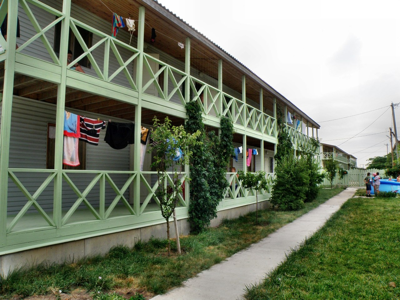 База отдыха «Голубая бухта» Краснодарский край, фото 5