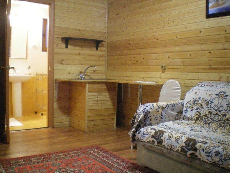 База отдыха «Крестьянское подворье» Краснодарский край Финский домик 3-местный 2-комнатный, фото 4