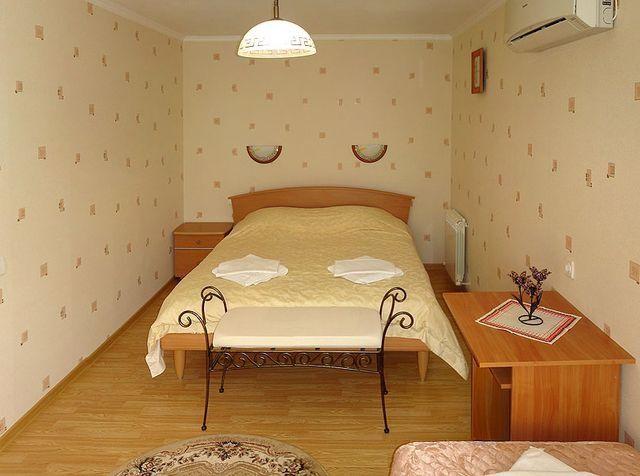 База отдыха «Крестьянское подворье» Краснодарский край Финский домик 3-местный 2-комнатный, фото 1