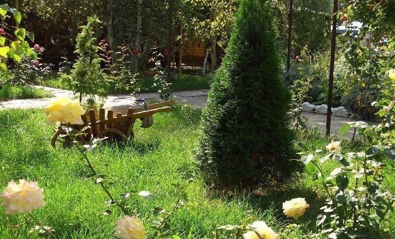База отдыха «Крестьянское подворье» Краснодарский край, фото 17