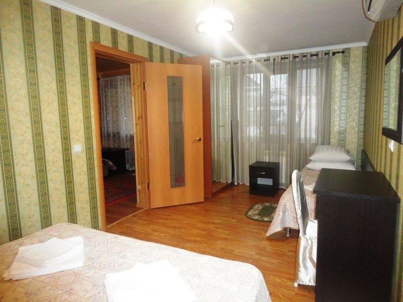 База отдыха «Крестьянское подворье» Краснодарский край Финский домик 3-местный 2-комнатный, фото 3