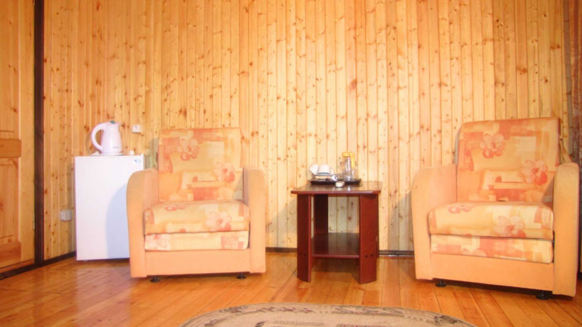 "База отдыха ""Афалина"" Краснодарский край Номер 4-местный категории комфорт в финском доме, фото 3"