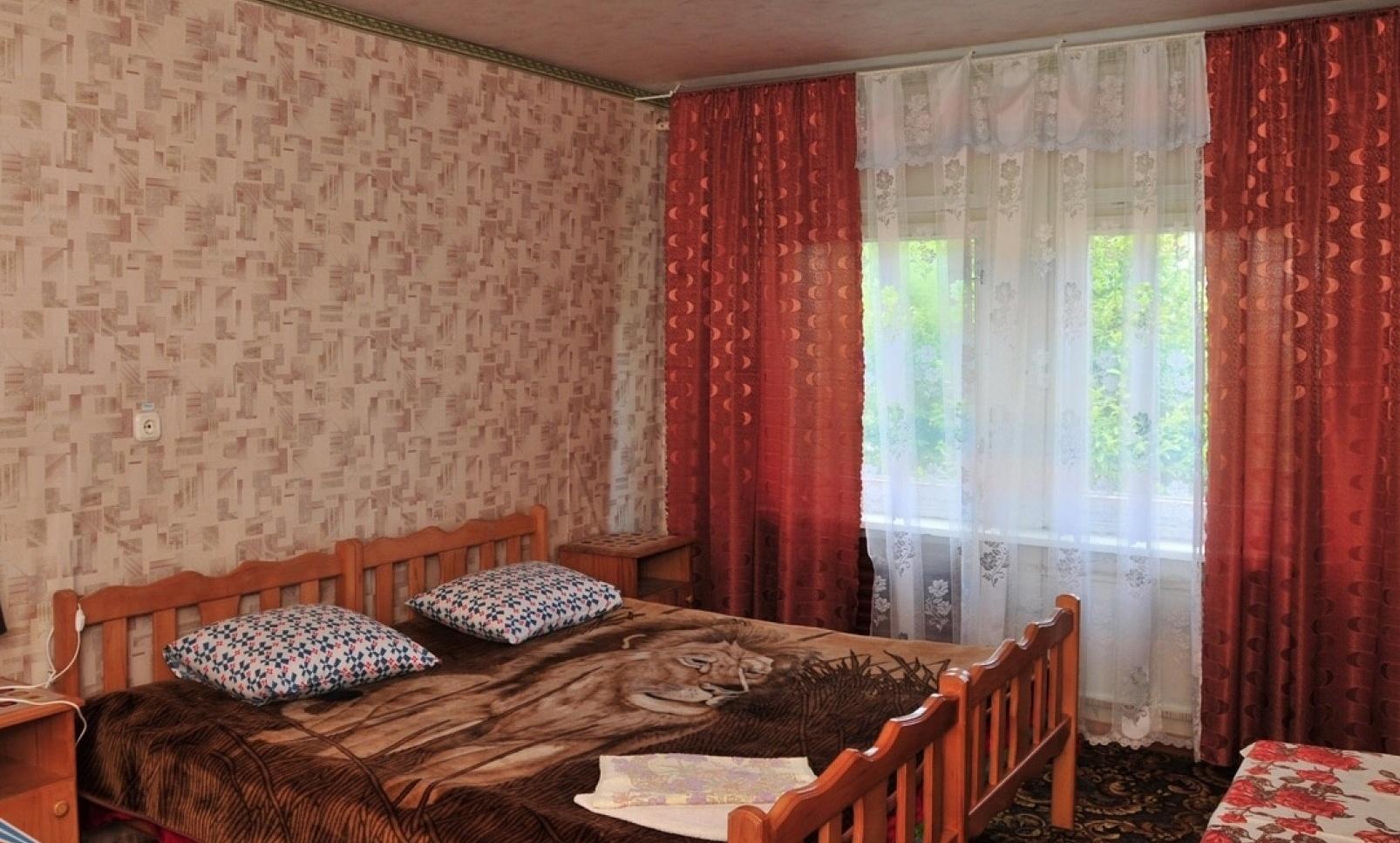 Турбаза «Восход» Краснодарский край Номер 5-6-местный в корпусе №1, фото 1