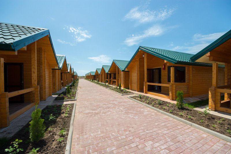 База отдыха «Русалочка» Краснодарский край Отдельные VIP деревянные коттеджи, фото 12