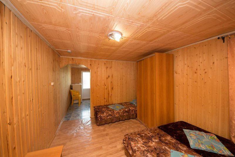 База отдыха «Русалочка» Краснодарский край Отдельный деревянный домик, фото 4