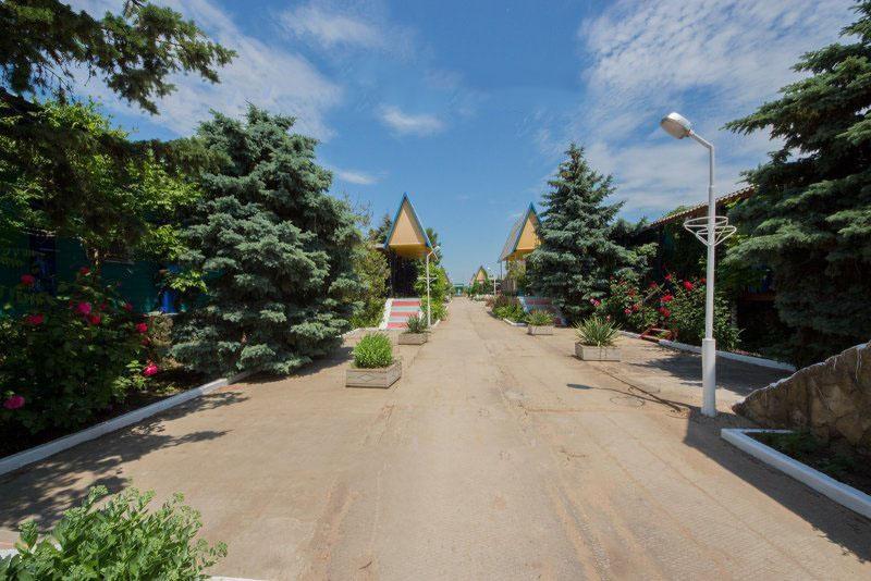 База отдыха «Русалочка» Краснодарский край, фото 9