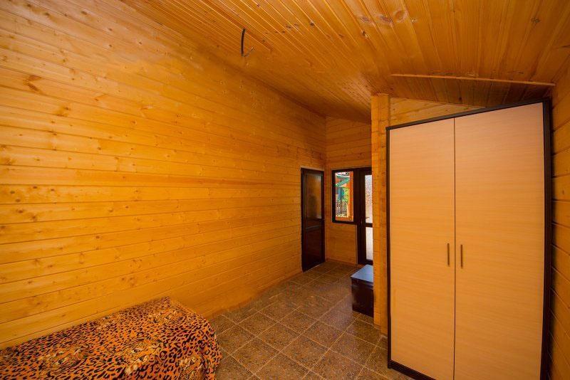 База отдыха «Русалочка» Краснодарский край Отдельные VIP деревянные коттеджи, фото 7