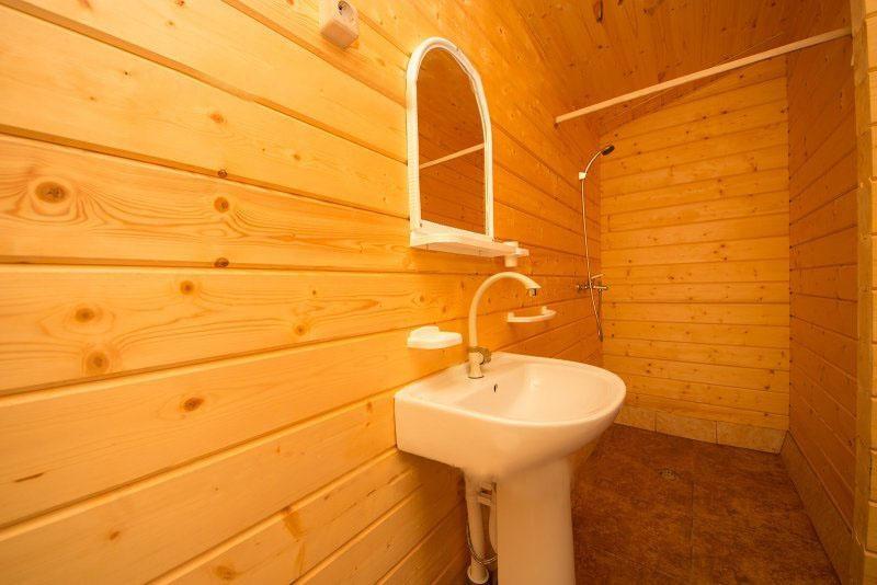 База отдыха «Русалочка» Краснодарский край Отдельные VIP деревянные коттеджи, фото 10