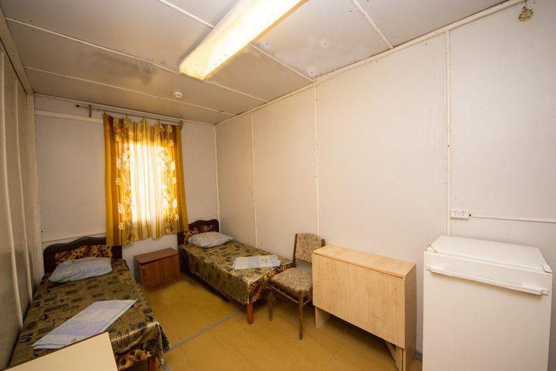 База отдыха «Русалочка» Краснодарский край Эконом (коридорного типа), фото 1