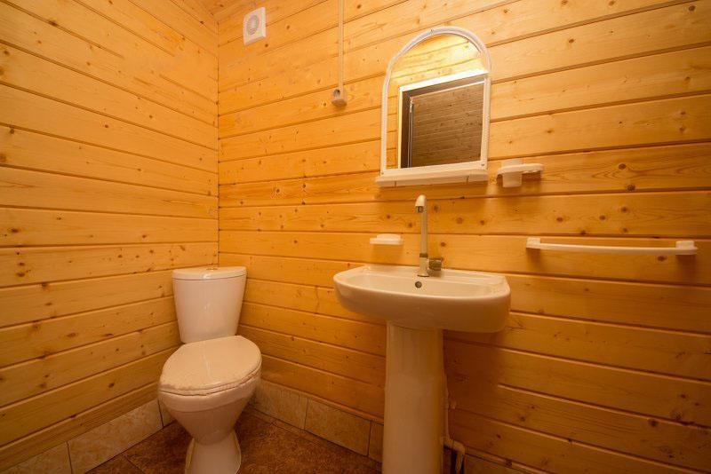 База отдыха «Русалочка» Краснодарский край Отдельные VIP деревянные коттеджи, фото 9