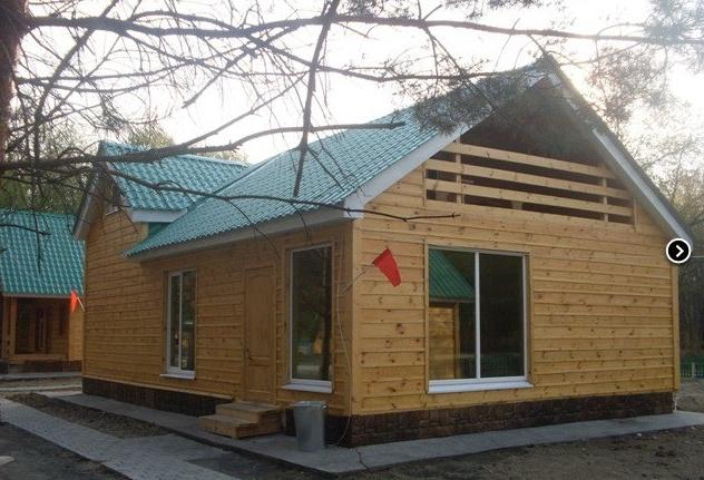 База отдыха «Зеленая» Амурская область, фото 4