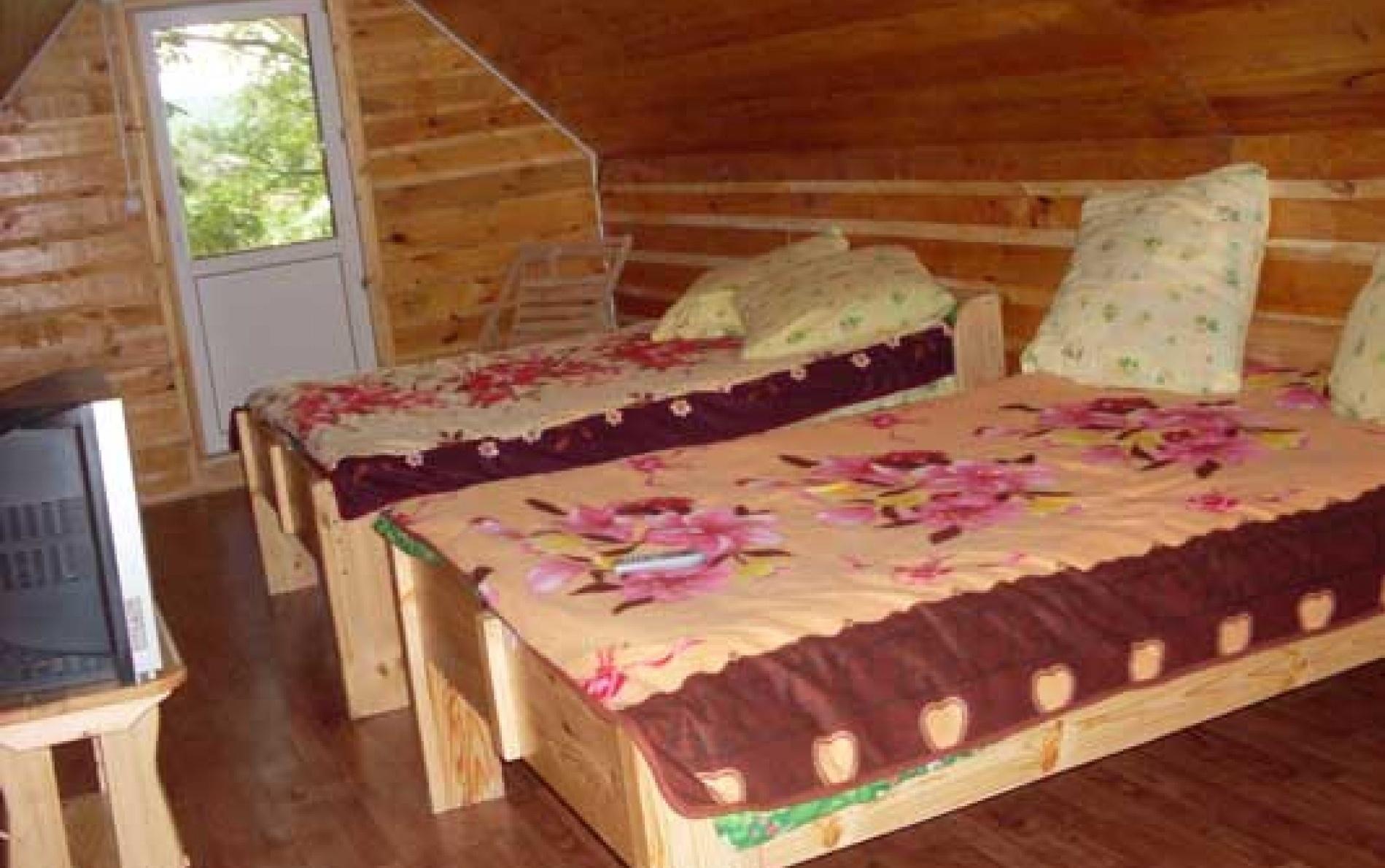 База отдыха «Зеленая» Амурская область Коттедж 4-местный, фото 2