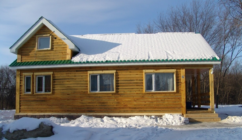 База отдыха «Зеленая» Амурская область, фото 13