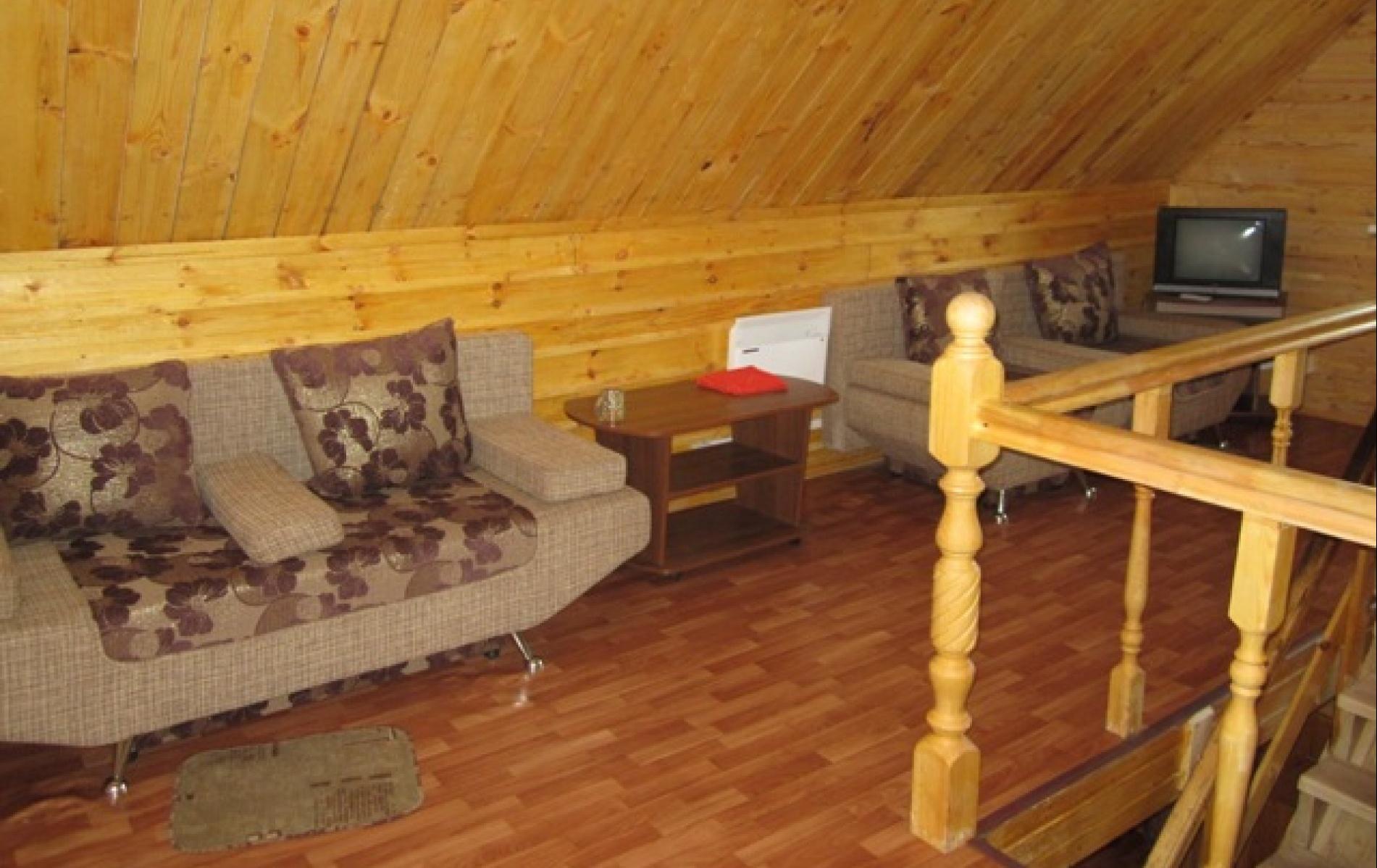 База отдыха «Зеленая» Амурская область Коттедж 8-местный, фото 4