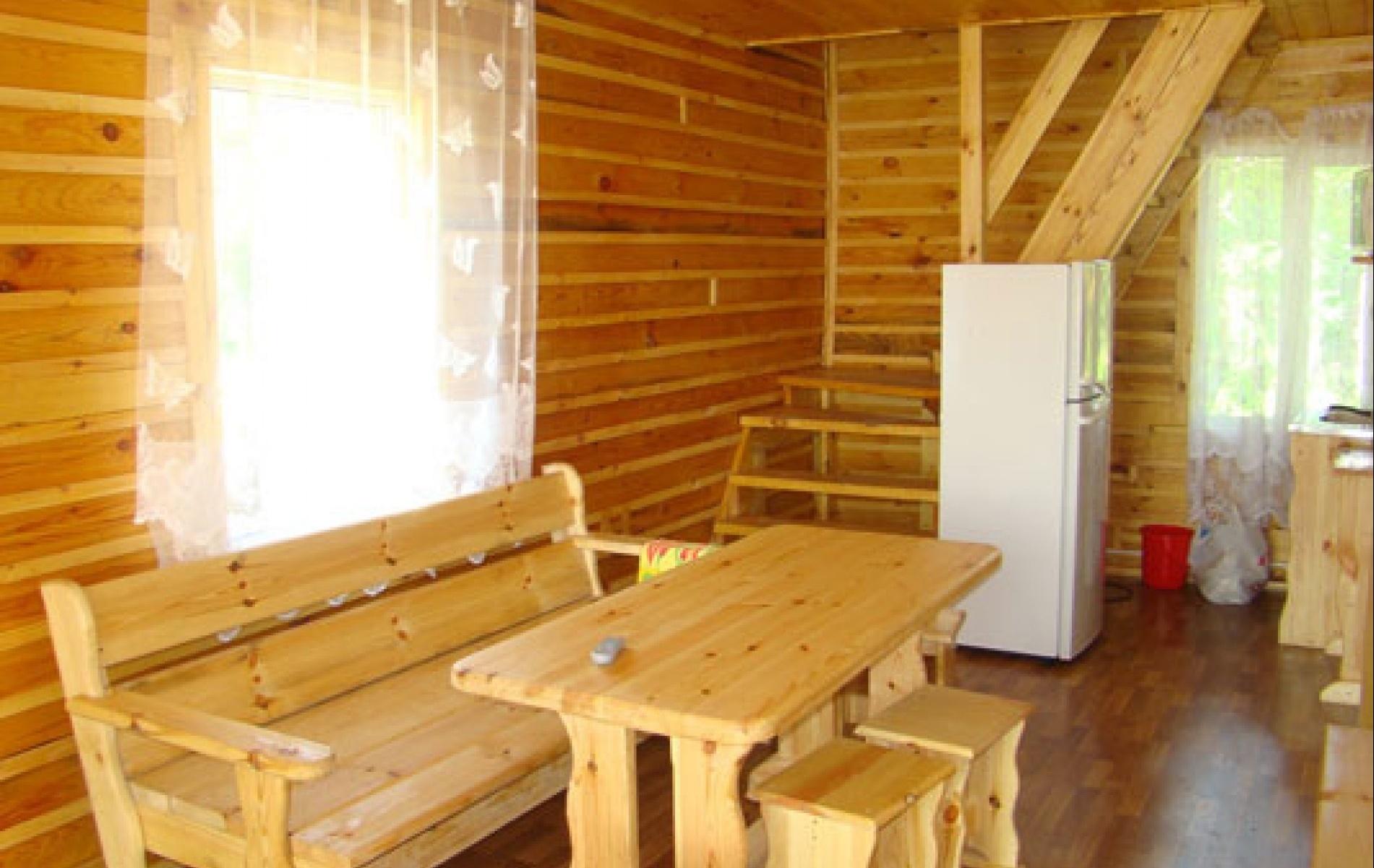 База отдыха «Зеленая» Амурская область Коттедж 4-местный, фото 3