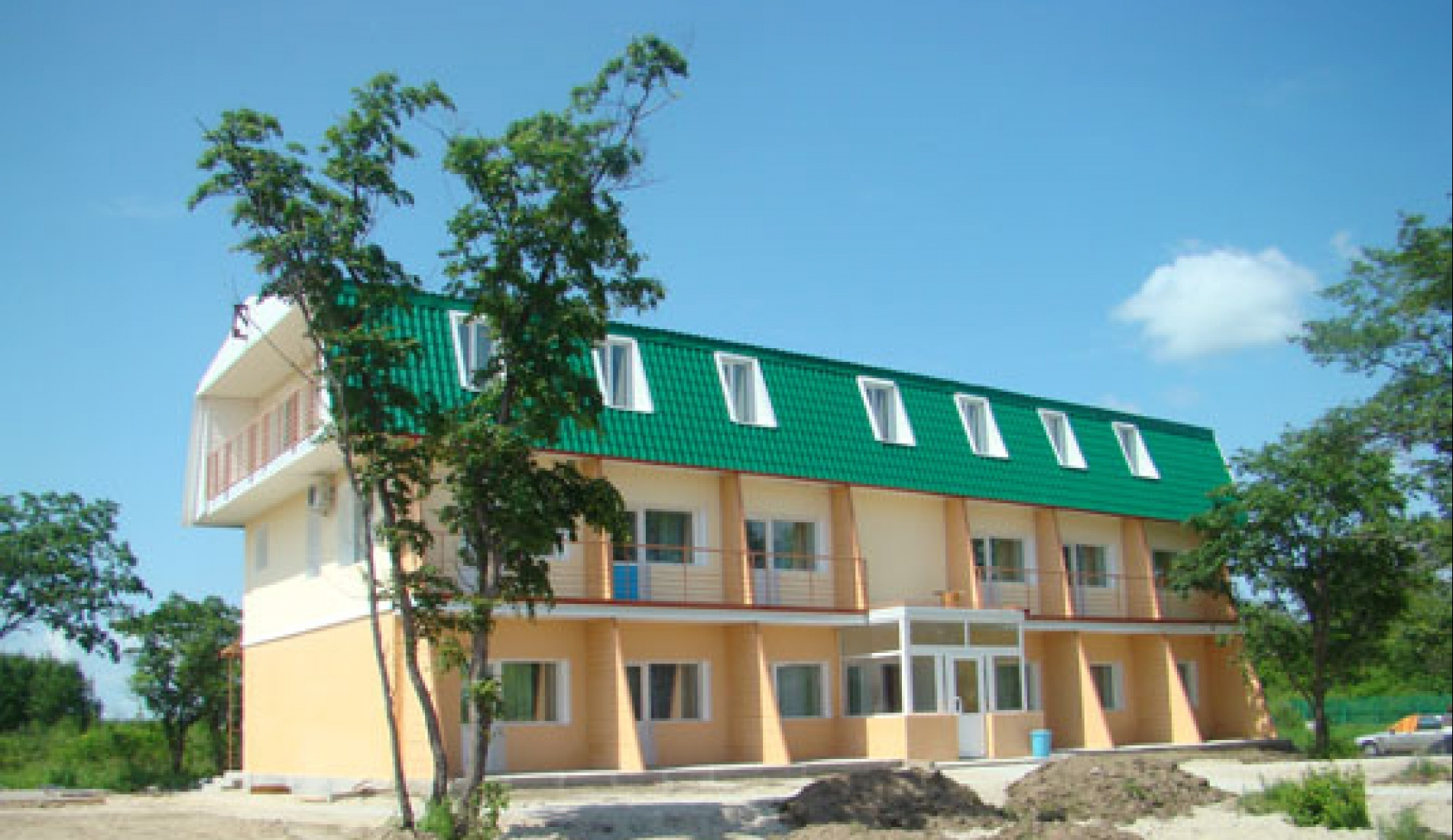 База отдыха «Зеленая» Амурская область Номер 2-местный (корпус №2 «Западный»), фото 1