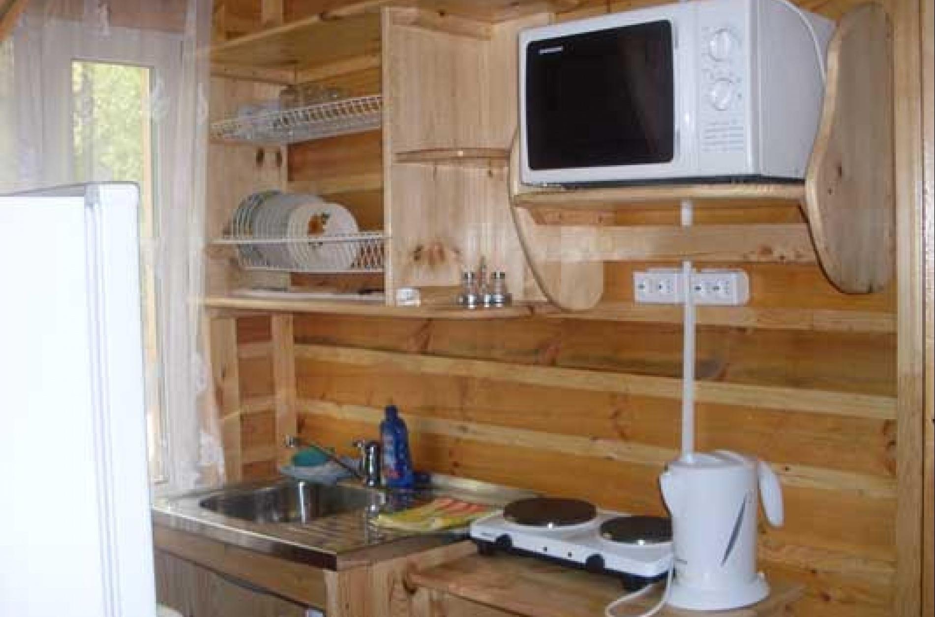 База отдыха «Зеленая» Амурская область Коттедж 4-местный, фото 4