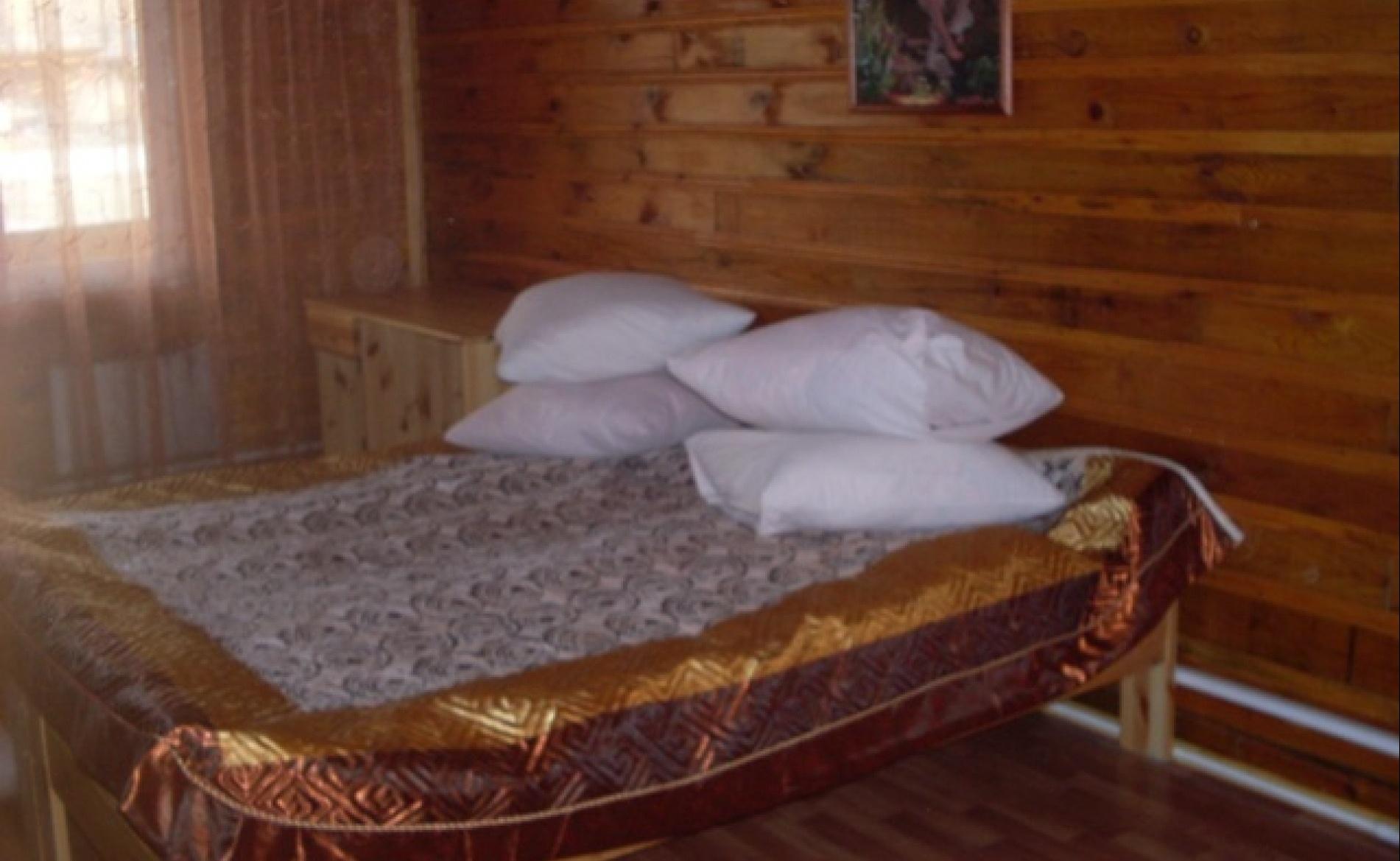 База отдыха «Зеленая» Амурская область Коттедж 8-местный, фото 3