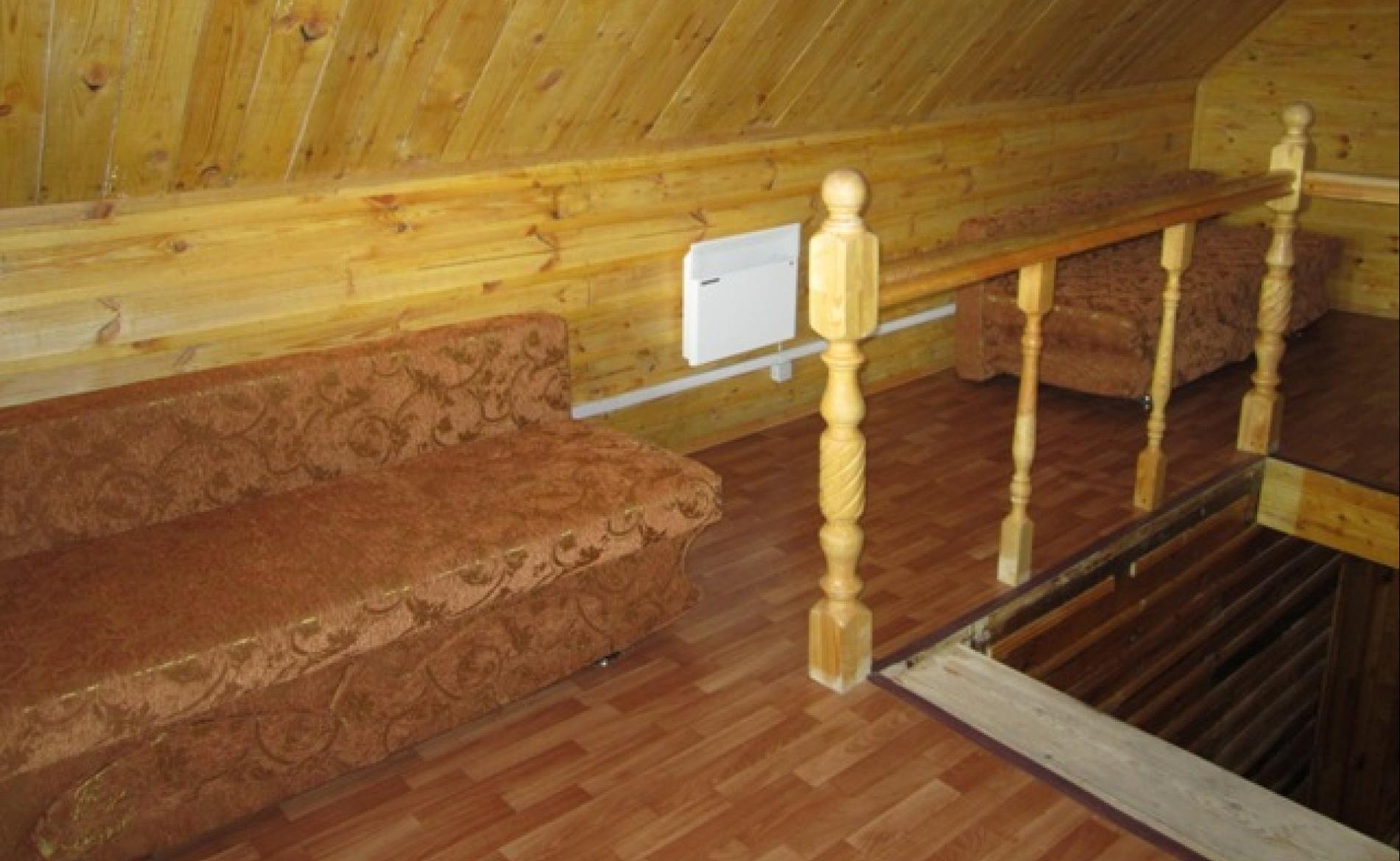 База отдыха «Зеленая» Амурская область Коттедж 8-местный, фото 7
