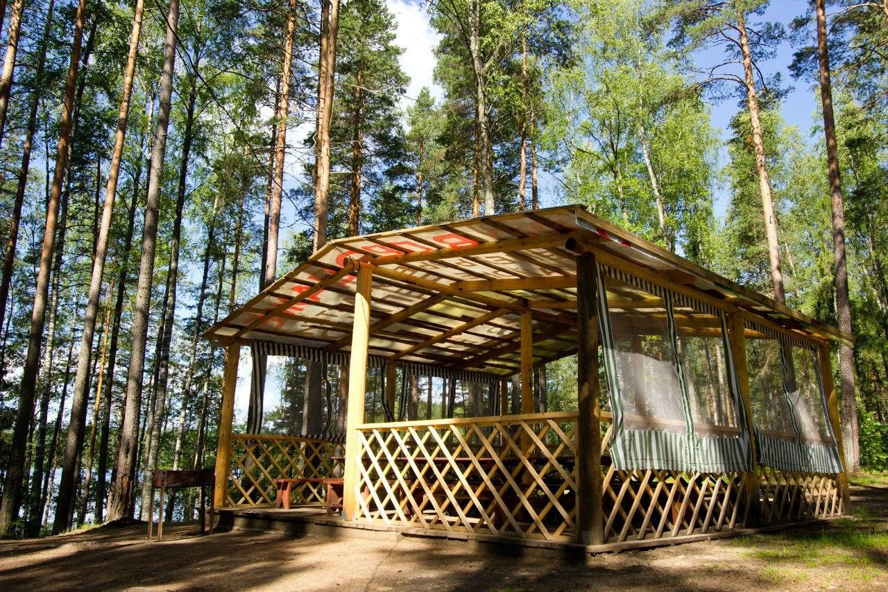 База отдыха «Журавушка» Ленинградская область, фото 15