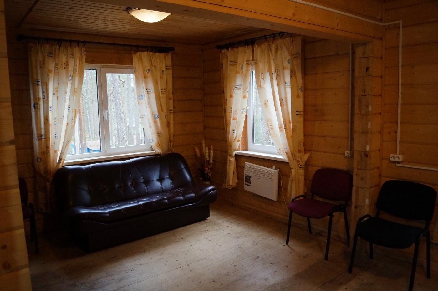 База отдыха «Журавушка» Ленинградская область Коттедж на 10 человек без сауны, фото 3
